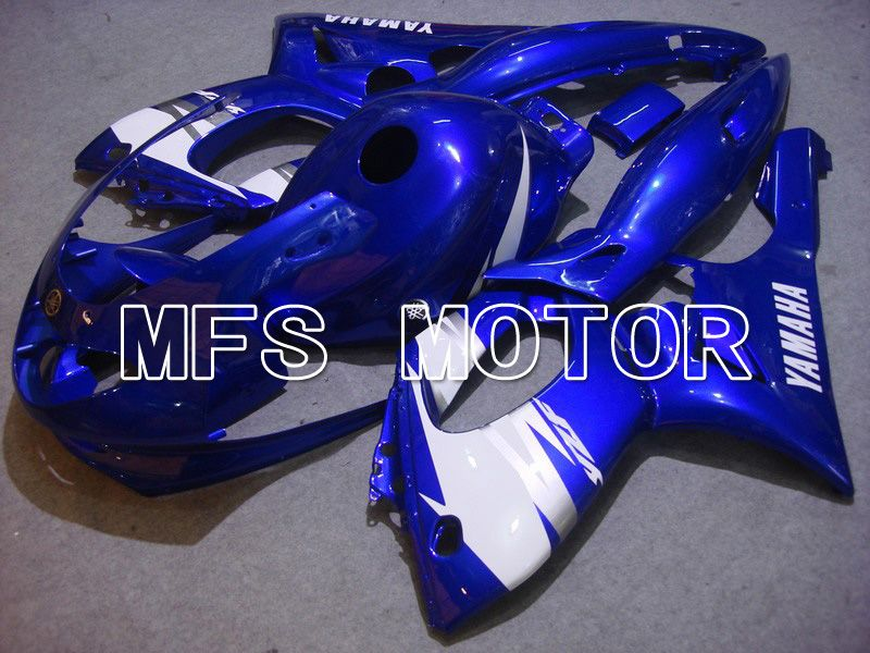 Injection ABS carénage pour Yamaha YZF-600R 1997-2007 - Usine Style - Bleu - MFS4829 - Shopping et gros
