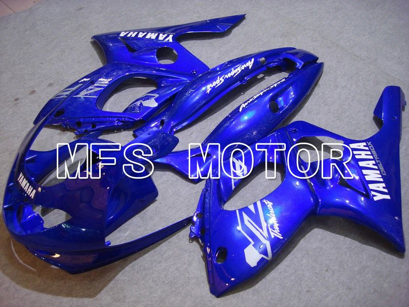 Injection ABS carénage pour Yamaha YZF-600R 1997-2007 - Usine Style - Bleu - MFS4830 - Shopping et gros