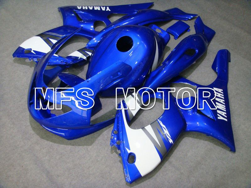 Injection ABS carénage pour Yamaha YZF-600R 1997-2007 - Usine Style - Bleu - MFS4831 - Shopping et gros