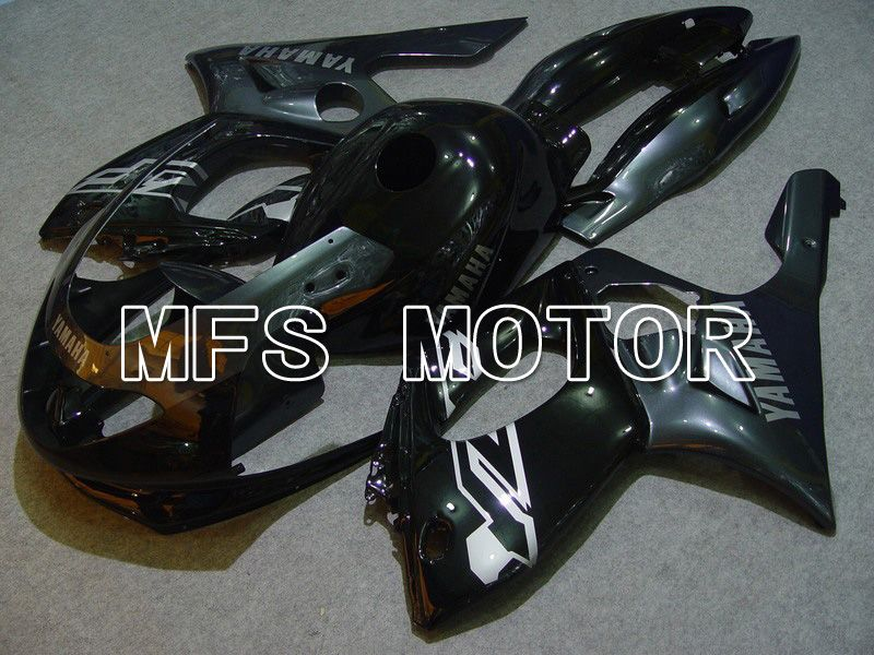Injection ABS Fairing For Yamaha YZF-600R 1997-2007 - Factory Style - Black - MFS4834 - shopping and wholesale