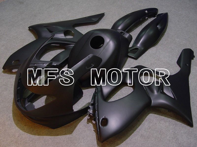 Injection ABS Fairing For Yamaha YZF-600R 1997-2007 - Factory Style - Black Matte - MFS4839 - shopping and wholesale
