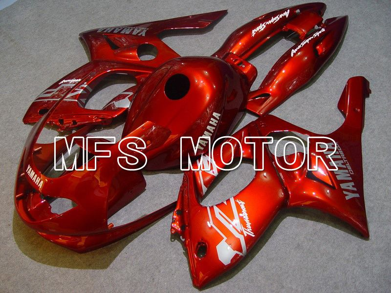Injection ABS Fairing For Yamaha YZF-600R 1997-2007 - Factory Style - Red Wine Color - MFS4840 - shopping and wholesale