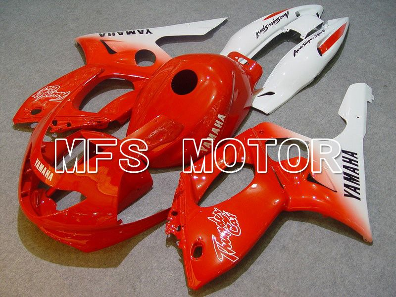 Injection ABS Fairing For Yamaha YZF-600R 1997-2007 - Factory Style - Red White - MFS4844 - shopping and wholesale