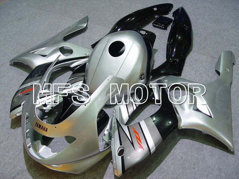 Injection ABS Fairing For Yamaha YZF-600R 1997-2007 - Factory Style - Black Silver - MFS4847 - shopping and wholesale