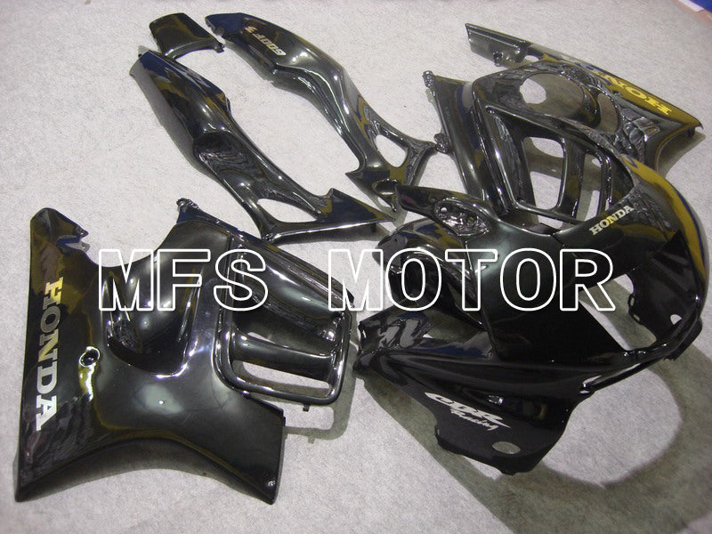 Injection ABS Fairing For Honda CBR600 F3 1997-1998 - Fabriksstil - Sort - MFS4985 - Shopping og engros