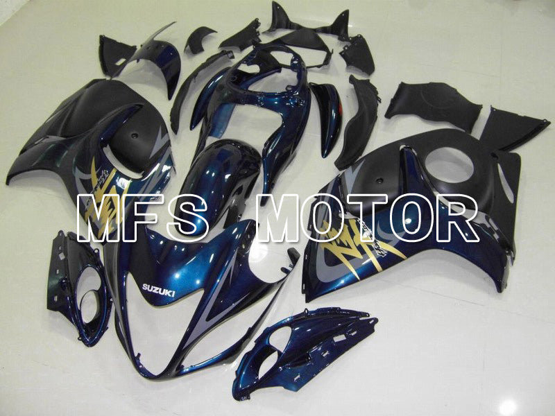 Injection ABS Fairing For Suzuki GSXR1300 Hayabusa 2008-2015 - Factory Style - Black Blue Matte - MFS5278 - shopping and wholesale