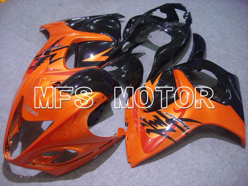 Injection ABS Fairing For Suzuki GSXR1300 Hayabusa 2008-2015 - Factory Style - Orange Black - MFS5279 - shopping and wholesale
