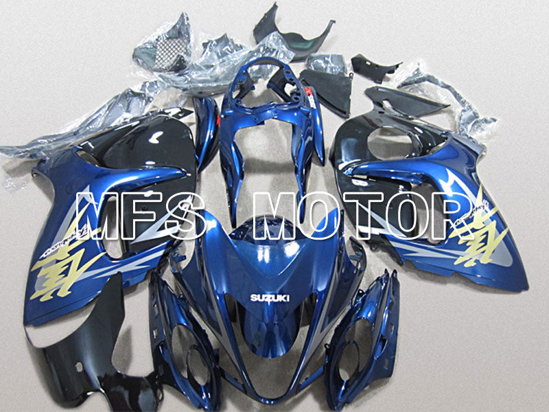 Injection ABS Fairing For Suzuki GSXR1300 Hayabusa 2008-2015 - Factory Style - Blue Black - MFS5296 - shopping and wholesale