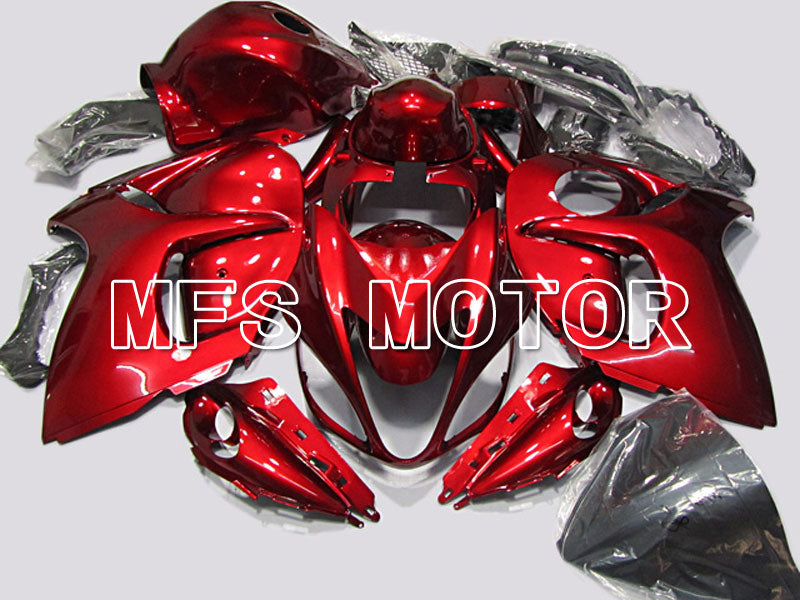Injection ABS Fairing For Suzuki GSXR1300 Hayabusa 2008-2015 - Factory Style - Red Wine Color - MFS5304 - shopping and wholesale