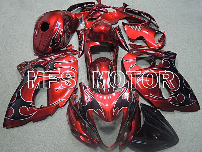 Injection ABS Fairing For Suzuki GSXR1300 Hayabusa 2008-2015 - Others - Black Red Wine Color - MFS5305 - shopping and wholesale