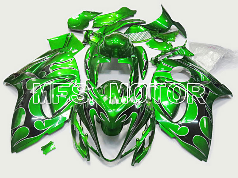 Injection ABS Fairing For Suzuki GSXR1300 Hayabusa 2008-2015 - Others - Black Green - MFS5309 - shopping and wholesale