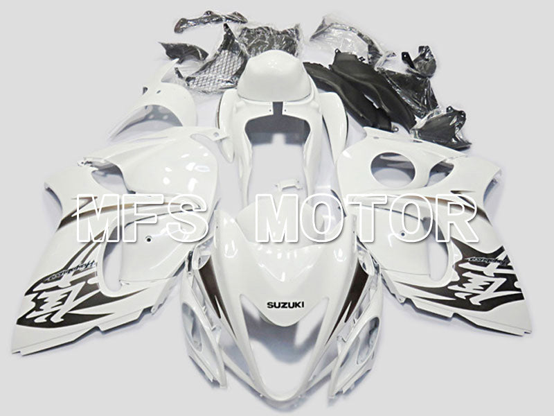 Injection ABS Fairing For Suzuki GSXR1300 Hayabusa 2008-2015 - Fabrikkstil - Hvit - MFS5311 - Shopping og engros