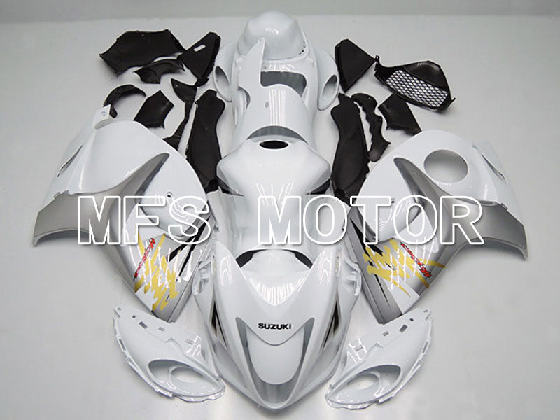 Injection ABS Fairing For Suzuki GSXR1300 Hayabusa 2008-2015 - Fabrikkstil - Hvit - MFS5312 - Shopping og engros