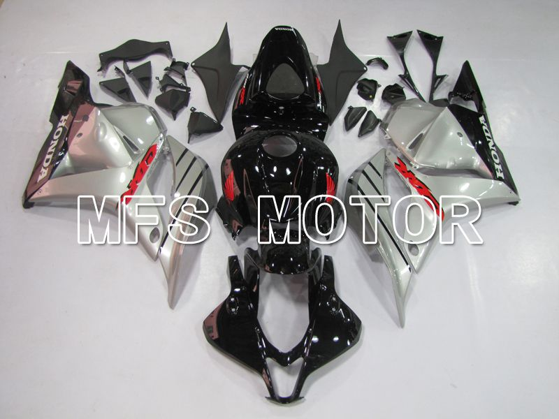 Injection ABS Fairing For Honda CBR600RR 2009-2012 - Factory Style - Silver Black - MFS5546 - shopping and wholesale