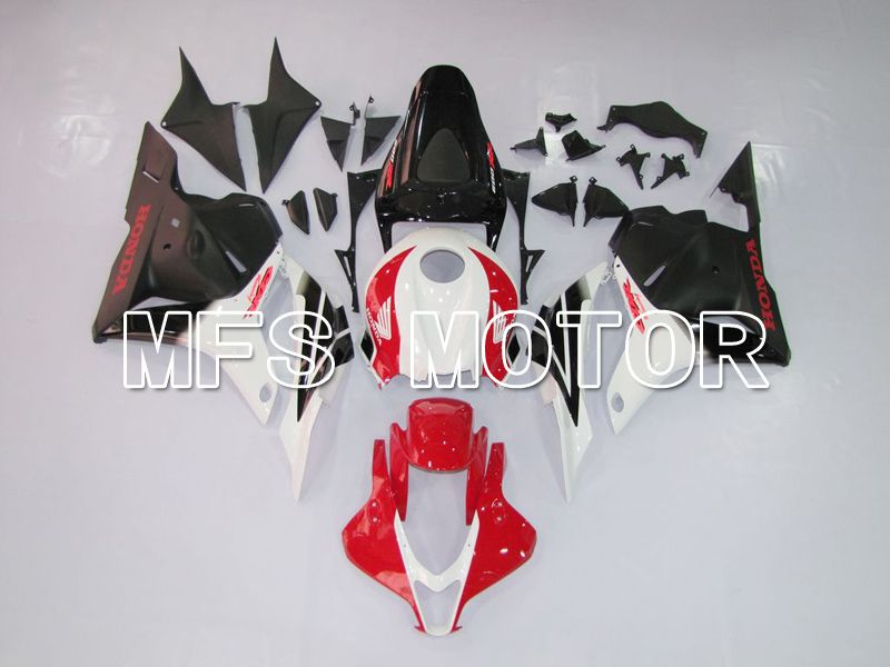 Injection ABS Fairing For Honda CBR600RR 2009-2012 - Factory Style - Red White Black - MFS5547 - shopping and wholesale