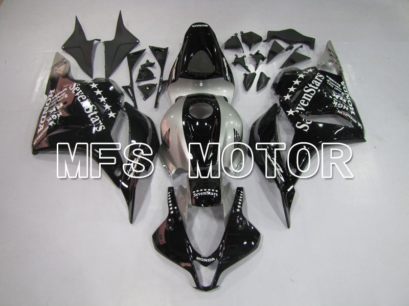Injection ABS Fairing For Honda CBR600RR 2009-2012 - SevenStars - Silver Black - MFS5551 - shopping and wholesale