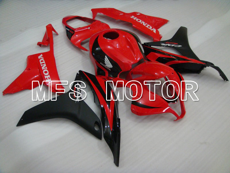 Injection ABS Fairing For Honda CBR600RR 2007-2008 - Factory Style - Black Red - MFS5702 - shopping and wholesale