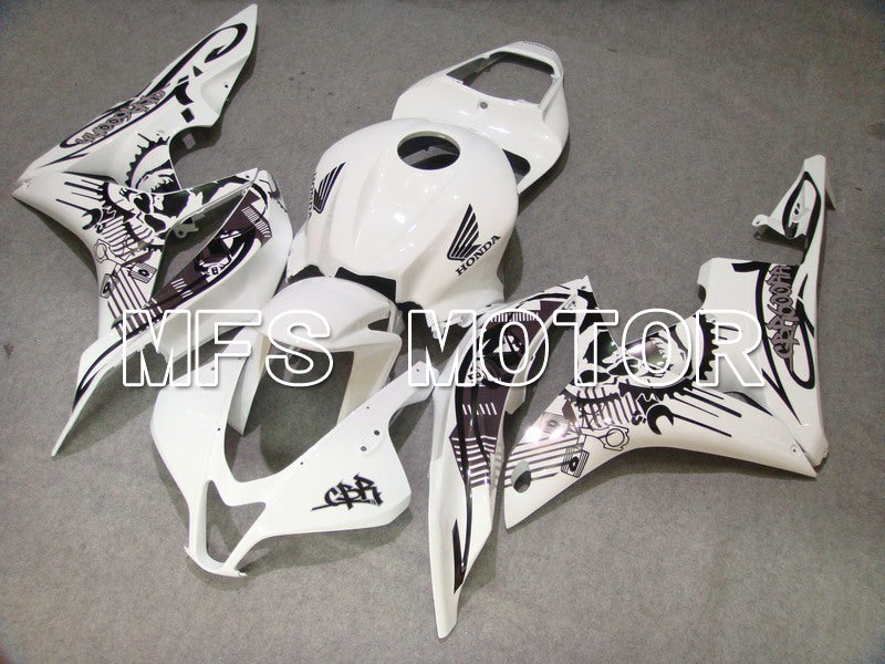 Injection ABS Fairing For Honda CBR600RR 2007-2008 - Others - White - MFS5740 - shopping and wholesale
