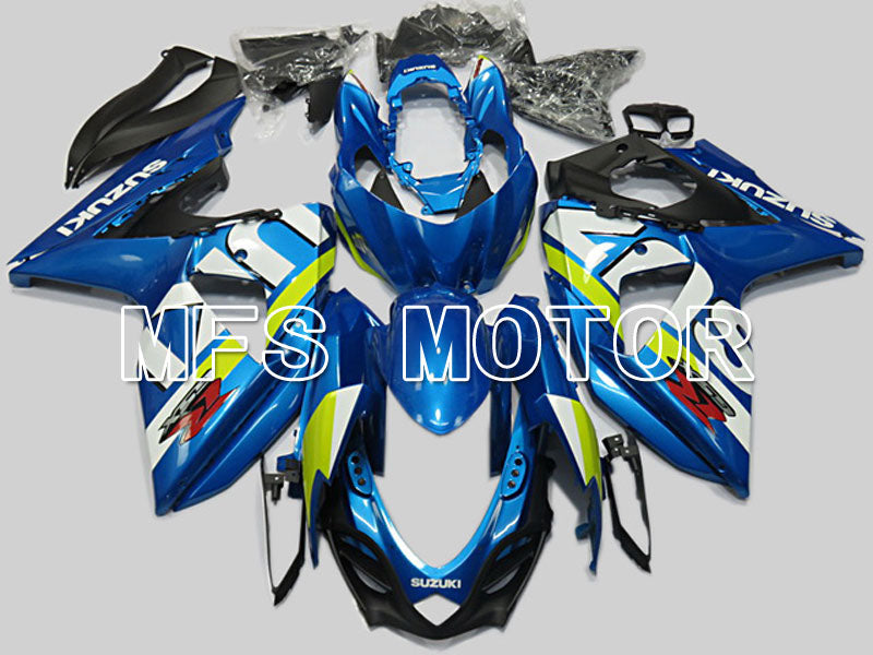Injection ABS Fairing For Suzuki GSXR1000 2009-2016 - Factory Style - Blue - MFS5750 - shopping and wholesale
