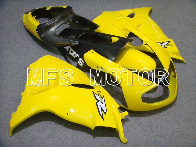 Injection ABS Fairing For Suzuki TL1000R 1998-2003 - Factory Style - Black Yellow - MFS5813 - shopping and wholesale