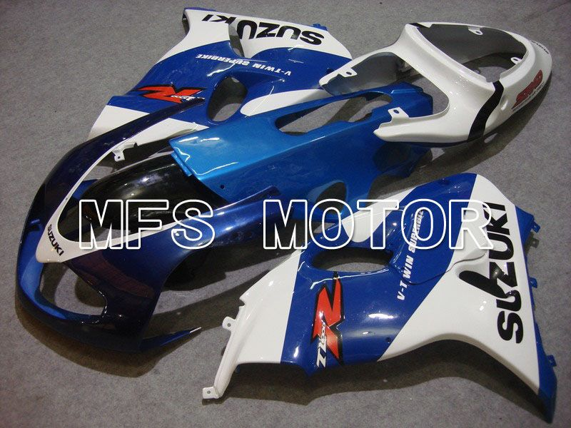 Injection ABS Fairing For Suzuki TL1000R 1998-2003 - Factory Style - Blue White - MFS5814 - shopping and wholesale