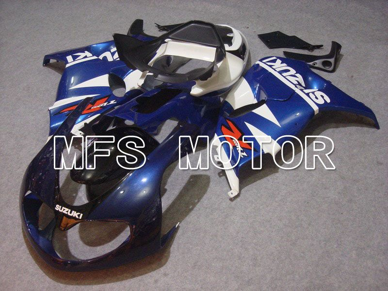 Injection ABS Fairing For Suzuki TL1000R 1998-2003 - Factory Style - Blue White - MFS5815 - shopping and wholesale