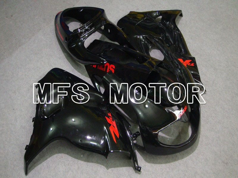 Injection ABS Fairing til Suzuki TL1000R 1998-2003 - Fabriksstil - Sort - MFS5816 - Shopping og engros