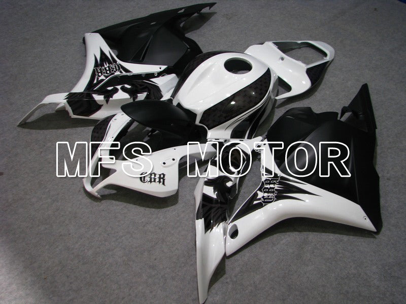 Injection ABS Fairing For Honda CBR600RR 2009-2012 - Others - White Black - MFS5851 - shopping and wholesale