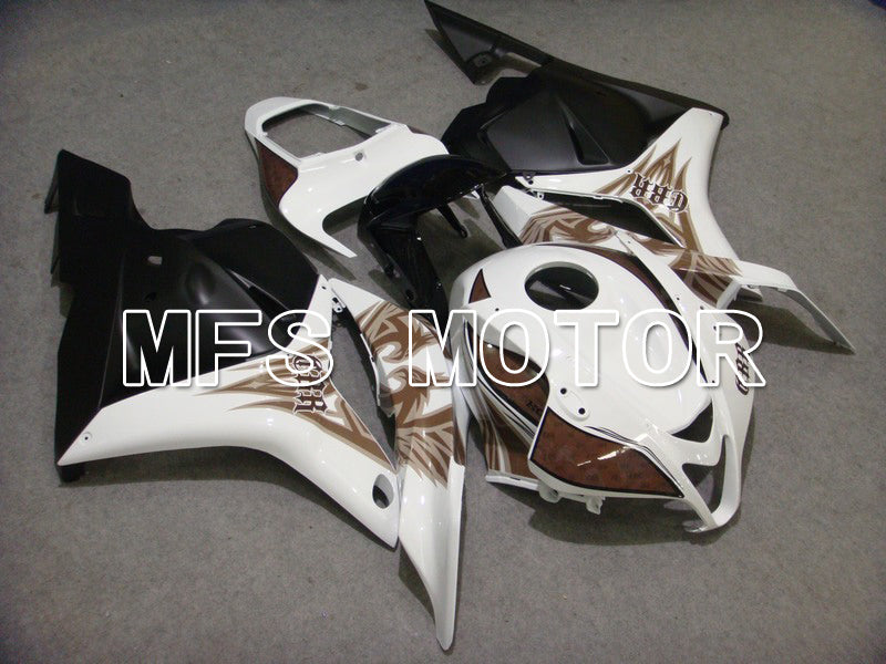 Injection ABS Fairing For Honda CBR600RR 2009-2012 - Others - White Brown - MFS5852 - shopping and wholesale