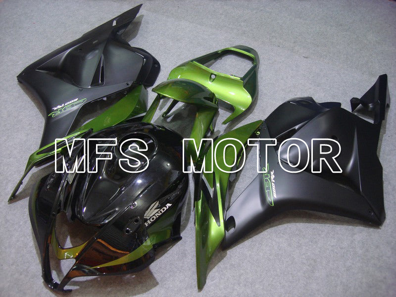 Injection ABS Fairing For Honda CBR600RR 2009-2012 - Factory Style - Green Matte Black - MFS5855 - shopping and wholesale
