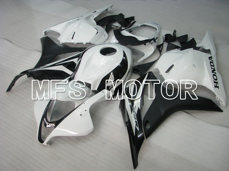 Injection ABS Fairing For Honda CBR600RR 2009-2012 - Factory Style - Factory Style - Matte White Black - MFS5856 - shopping and wholesale