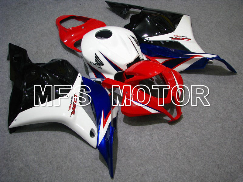 Injection ABS Fairing For Honda CBR600RR 2009-2012 - Factory Style - Red White Blue - MFS5857 - shopping and wholesale