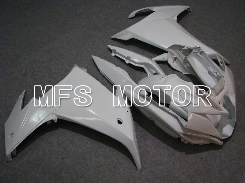 ABS Fairing For Yamaha FZ6R 2009 - Factory Style - White - MFS5858 - shopping and wholesale
