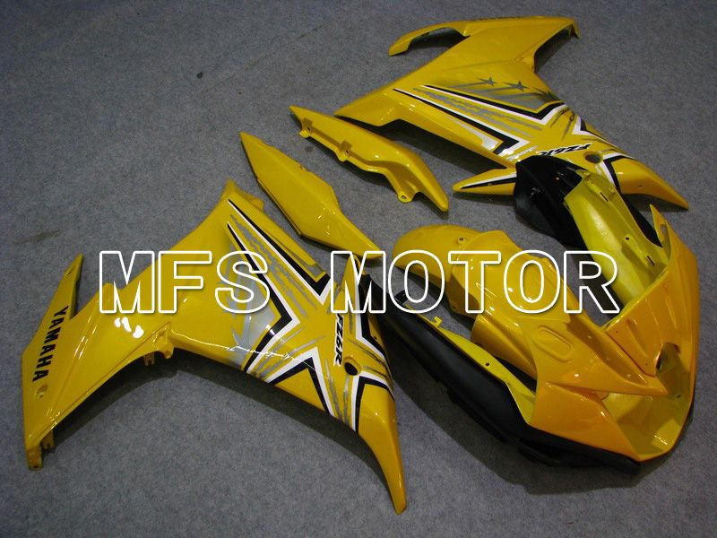 ABS Fairing For Yamaha FZ6R 2009 - Factory Style - Yellow - MFS5862 - shopping and wholesale