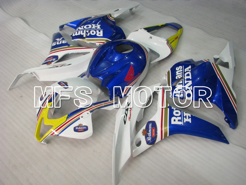 Injection ABS Fairing For Honda CBR600RR 2009-2012 - Rothmans - White Blue - MFS5871 - shopping and wholesale