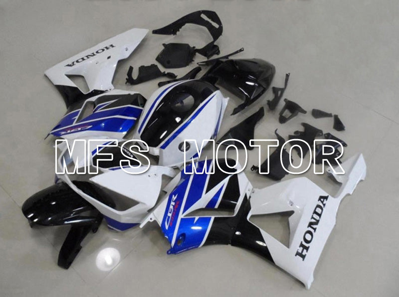 Injection ABS Fairing For Honda CBR600RR 2013-2017 - Factory Style - Blue White Black - MFS5889 - shopping and wholesale