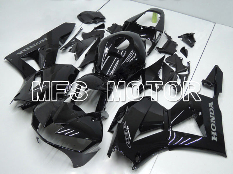 Injection ABS Fairing For Honda CBR600RR 2013-2017 - Factory Style - Black - MFS5899 - shopping and wholesale