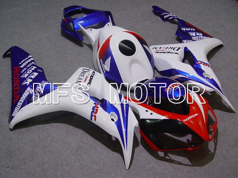 Injection ABS Fairing For Honda CBR1000RR 2006-2007 - HRC - Blue White - MFS5973 - shopping and wholesale