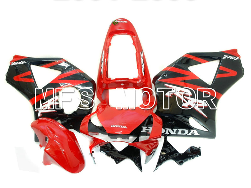 Injection ABS Fairing For Honda CBR900RR 954 2002-2003 - Fireblade - Black Red - MFS5982 - shopping and wholesale