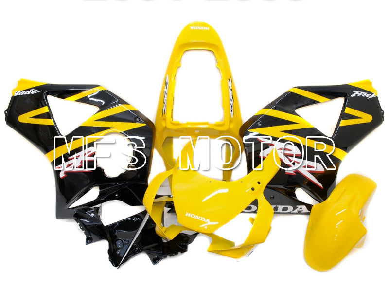 Injection ABS Fairing For Honda CBR900RR 954 2002-2003 - Fireblade - Black Yellow - MFS5986 - shopping and wholesale