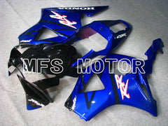 Injection ABS Fairing For Honda CBR900RR 954 2002-2003 - Fireblade - Black Blue - MFS5994 - shopping and wholesale