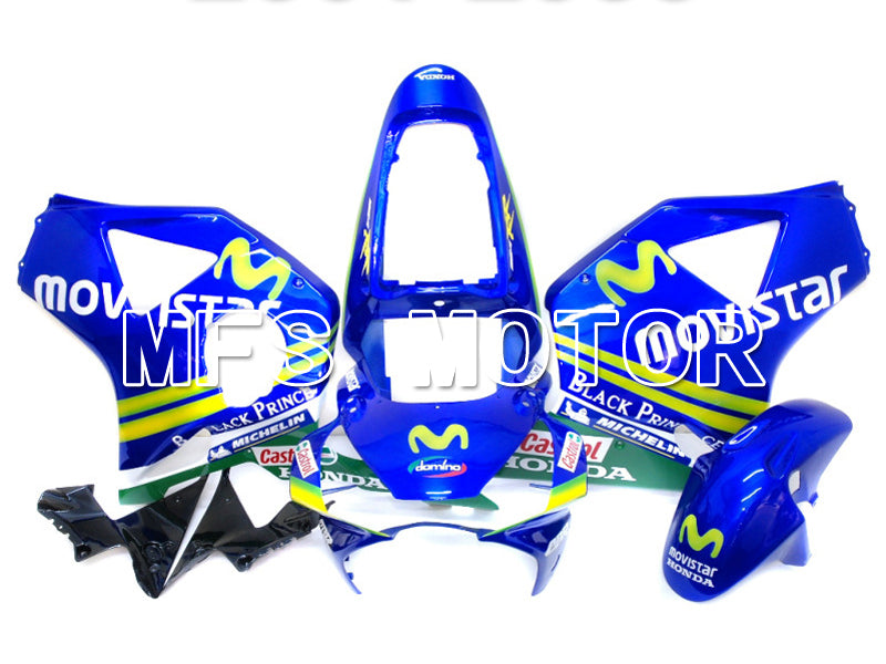 Injection ABS Fairing For Honda CBR900RR 954 2002-2003 - Movistar - Blue - MFS6004 - shopping and wholesale