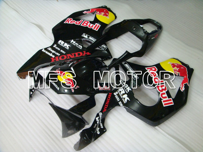 Injection ABS Fairing For Honda CBR900RR 954 2002-2003 - Red Bull - Black - MFS6010 - shopping and wholesale