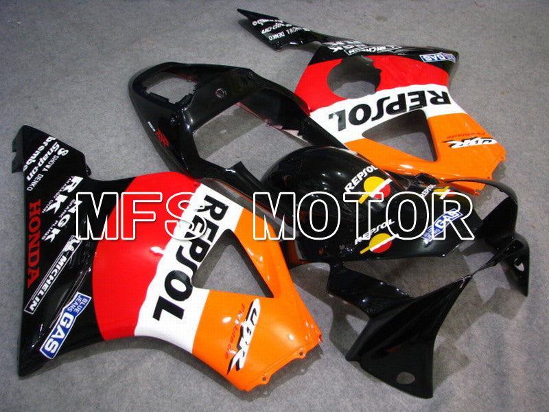 Injection ABS Fairing For Honda CBR900RR 954 2002-2003 - Repsol - Black Orange Red - MFS6022 - shopping and wholesale