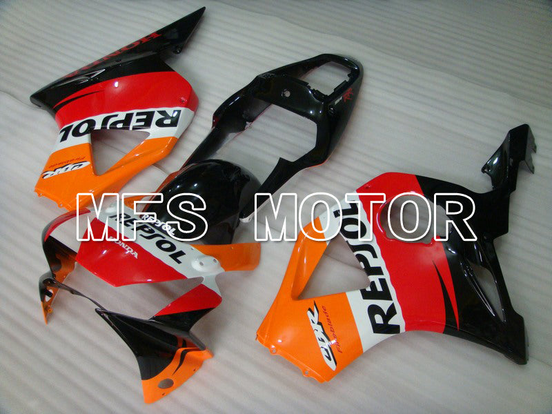 Injection ABS Fairing For Honda CBR900RR 954 2002-2003 - Repsol - Black Orange Red - MFS6023 - shopping and wholesale