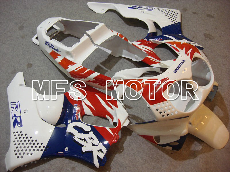 ABS Fairing For Honda CBR900RR 893 1992-1993 - Fireblade - Blue White Red - MFS6072 - shopping and wholesale