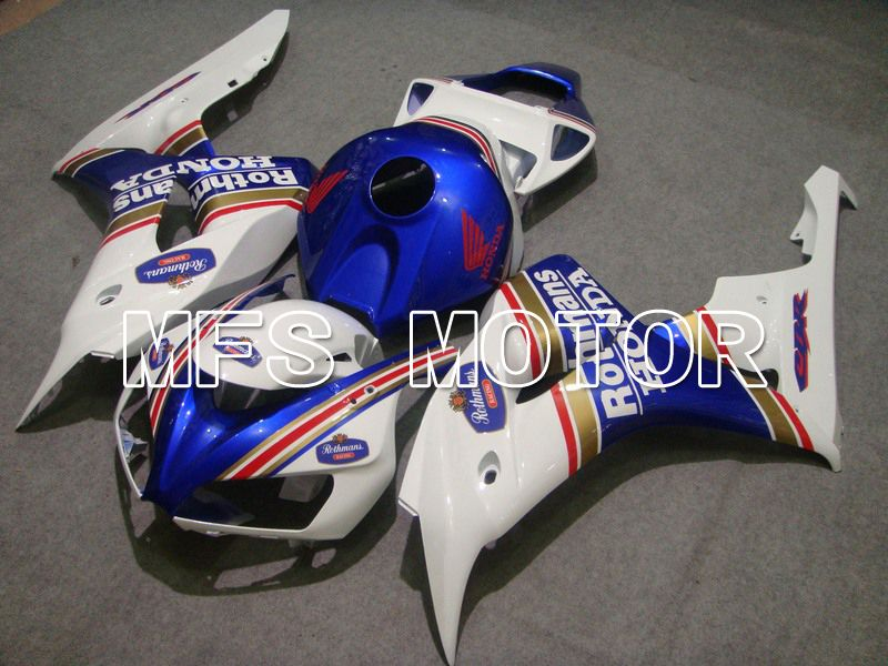 Injection ABS Fairing For Honda CBR1000RR 2006-2007 - Rothmans - Blue White - MFS6119 - shopping and wholesale