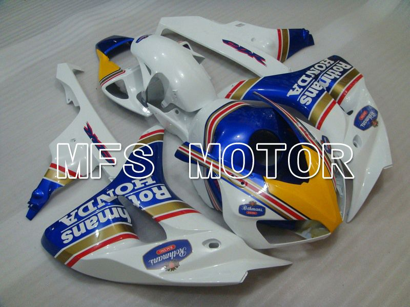 Injection ABS Fairing For Honda CBR1000RR 2006-2007 - Rothmans - Blue White - MFS6120 - shopping and wholesale