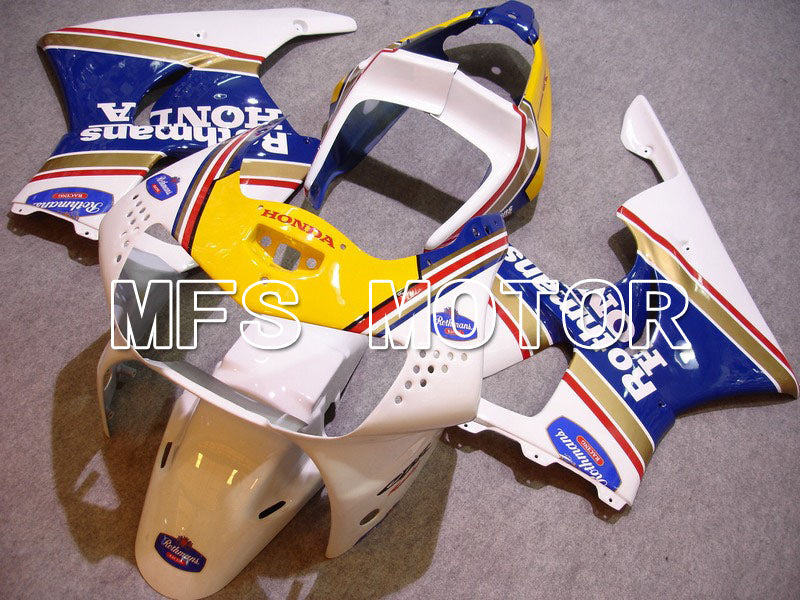 ABS Fairing For Honda CBR900RR 919 1998-1999 - Rothmans - Black White - MFS6204 - shopping and wholesale