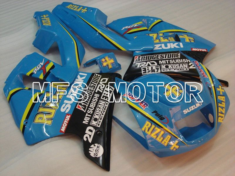 ABS Fairing For Suzuki RGV250 VJ22 1990-1995 - Rizla + - Blå - MFS6209 - Shopping og engros